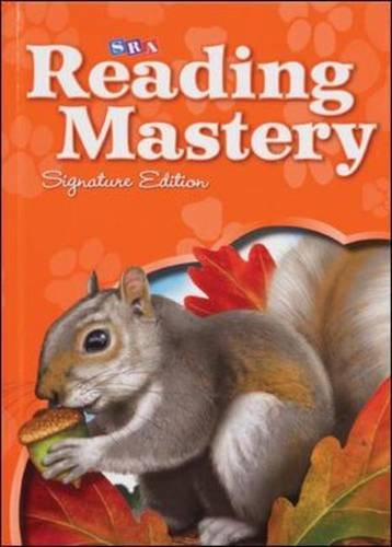 Reading Mastery Reading/Literature Strand Transition Grade 1-2, Textbook (READING MASTERY LEVEL VI)