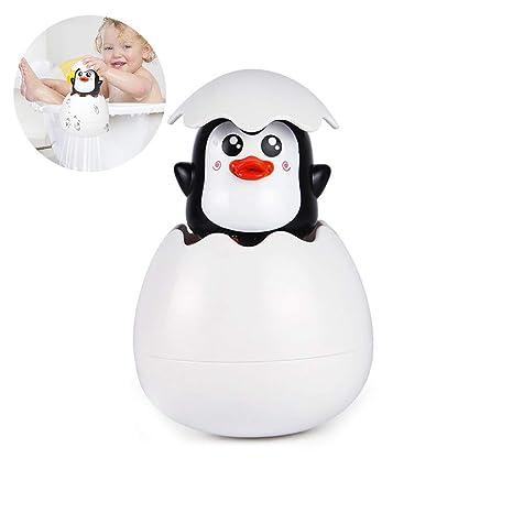 Agua spray pingüino rociar huevos bebé agua baño para niños ...