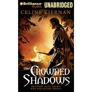 The Crowded Shadows Audiobook