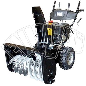 Quitanieves de turbina PS1370 - Motor de Gasolina de 375 cc ...