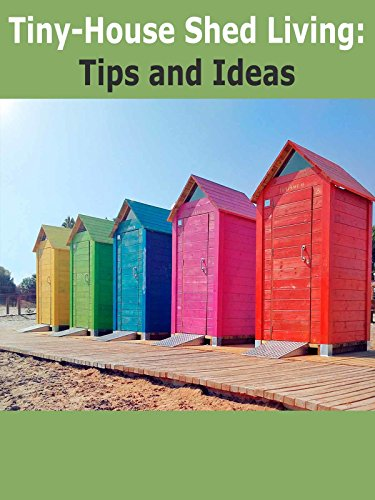 Tiny-House Shed Living: Tips and ideas (Hub Storage Solution)