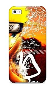 For Iphone Case, High Quality Naruto Mist Village For Iphone 5c Cover Cases