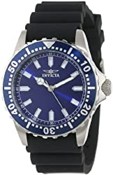 Invicta Men's 15142 Pro Diver Watch with Blue Strap