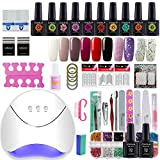 Gel Nail Polish Kits - Best Reviews Guide