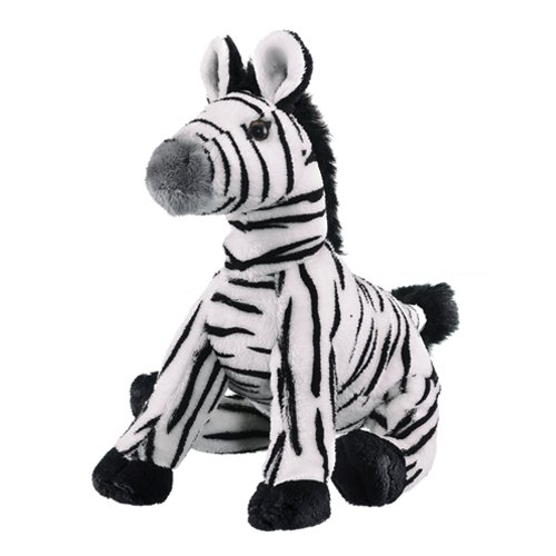 Wildlife Artists Zebra Plush Toy 9
