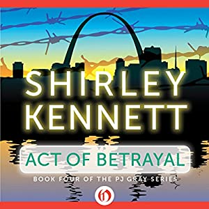 Act of Betrayal Audiobook