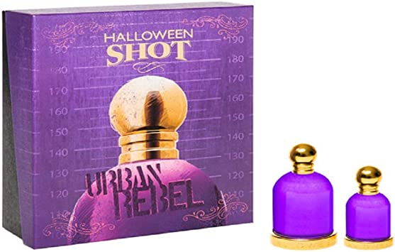 HALLOWEEN SHOT ESTUCHE DE COLONIA 100ML+ 30ML: Amazon.es: Belleza