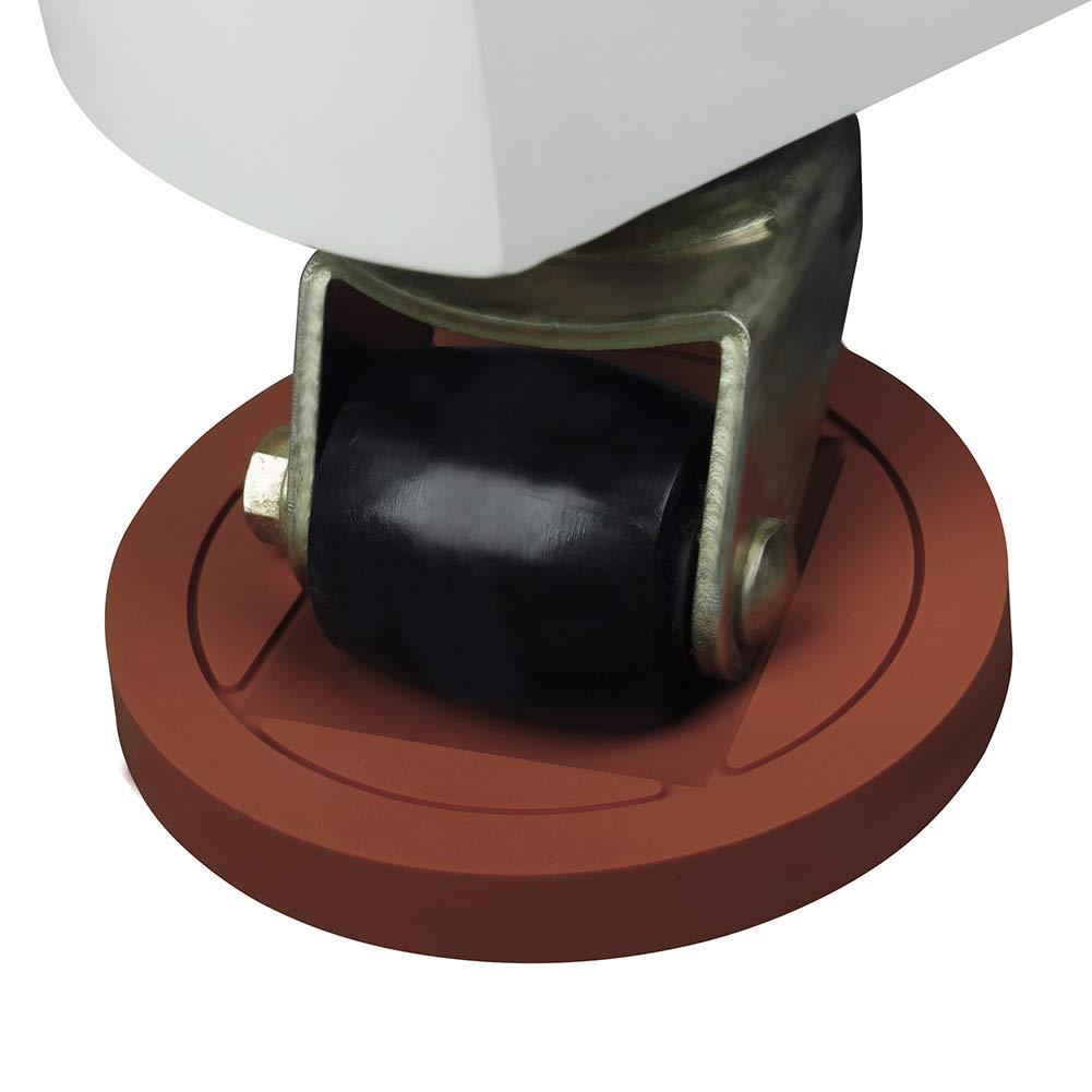 Cyan 8.2 * 1CM riduzione del Rumore Protezione del Pavimento Ajboy 4 tappetini per Pianoforte Verticali