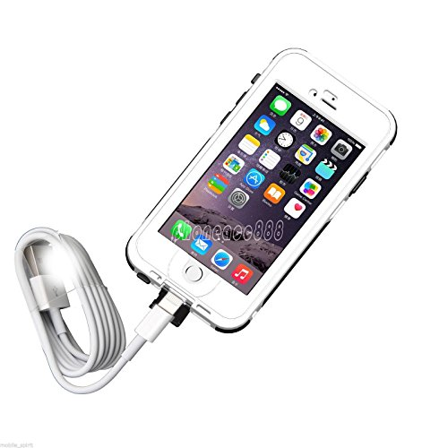 Shalleen WATERPROOF SHOCKPROOF DIRT PROOF CASE COVER FOR APPLE IPHONE 6 4.7
