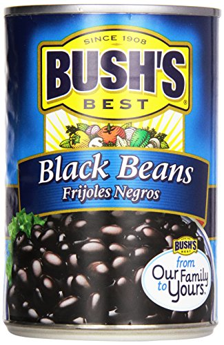 Bush's Black Beans - 15 oz