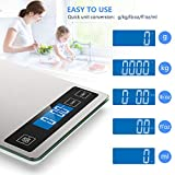 Nicewell Food Scale, 22lb Digital Kitchen Scale