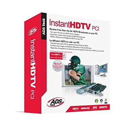 Amazon. Com: ads instant hdtv pci tv tuner (ptv-382-ef): electronics.