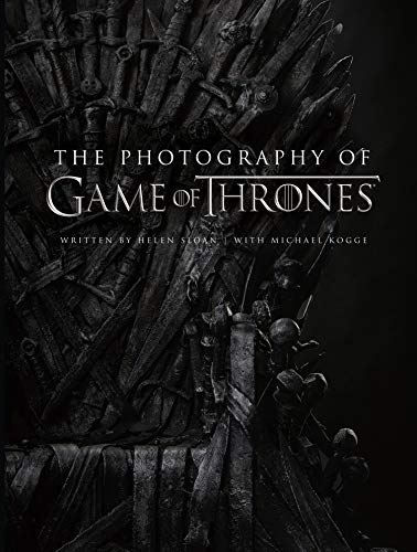 Game Of Thrones Costumes Design Book - The Photography of Game of