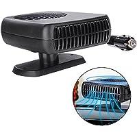 DC 12V Car Portable Defroster Demister Ceramic 2 in 1 150W Heater Cooler Dryer Fan Cigarette Socket