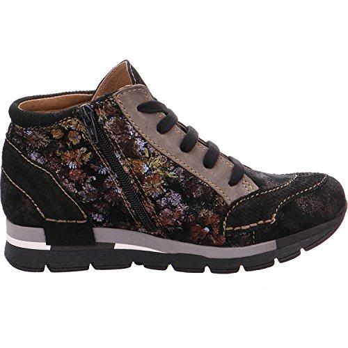 1 Combi A À 1115 Femme Pour Ville Lacets 1 16 1nero Chaussures De Charme EWfcBPAwfq