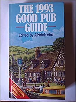 Book The Good Pub Guide 1993