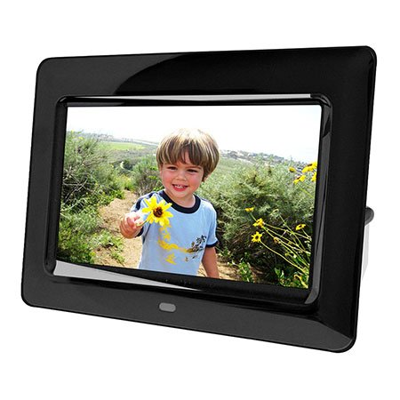 7'''' TFT LED Digital Photo Frame Computers, Electronics, Office Supplies, Computing by Naxa Electronics