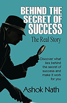 BEHIND SECRET SUCCESS Real Story ebook product image