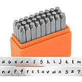 ImpressArt- Basic Bridgette Lowercase Letter Metal Stamp Set by ImpressArt Metal Stamps