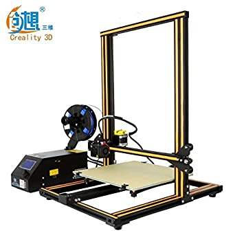 Amazon.com: Impresora 3D CR-10 de aluminio máx. Impresora 3D ...