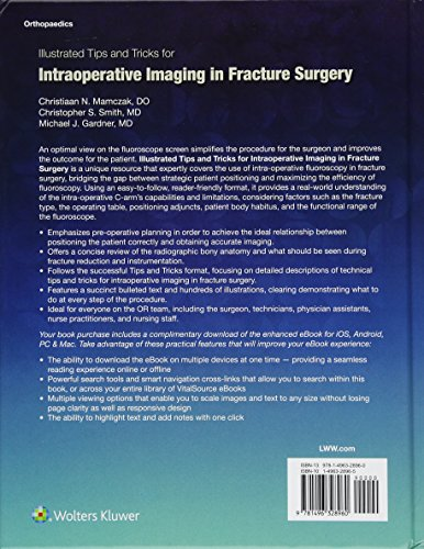 Illustrated Tips and Tricks for Intraoperative Imaging in Fracture Surgery - http://medicalbooks.filipinodoctors.org