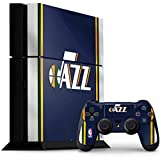 Utah Jazz PS4 Console and Controller Bundle Skin - Utah Jazz Team Jersey | NBA X Skinit Skin