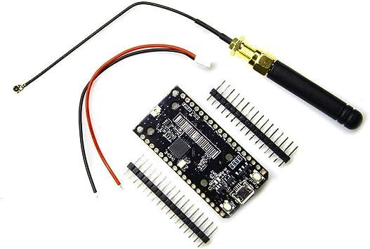 ICQUANZX ESP32 SX1276 Lora 868 MHz Bluetooth WI-FI Lora Placa ...