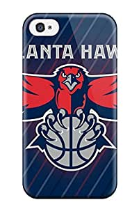 7287808K552484202 basketball nba atlanta hawks NBA Sports & Colleges colorful iPhone 4/4s cases