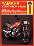 Yamaha Xz550 Vision V-Twins 1982, Curt Choate and John Haynes, 1850107610