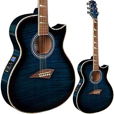 Lindo ORG-SL - Guitarra electroacústica con preamplificador y ...
