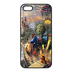 RMGT Beauty and the Beast Cell Phone Case for Iphone ipod touch4