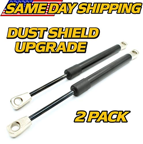 (2 Pack) Simplicity, Snapper Pro, Snapper, Ferris 513511 5022978 5100728 Steering Cylinder Shock Damper Dampener
