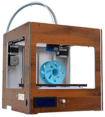 Originator V1 3D Printer with Aluminium Composite Frame Includes MicroSD Card, Sample PLA Filament