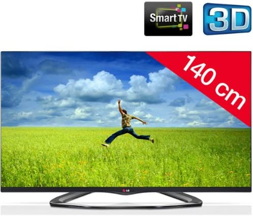 Televisor LED 3D 55LA660S + Mando a distancia universelal Harmony ...