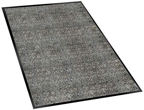 - Bulk Charcoal 4'x6' Safety Mat Silver Series: Guardian Floor Mat 74040630 (18 Indoor Mats)