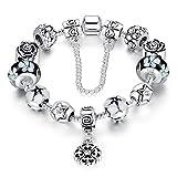 A-TE-Armband-Charms-Blumen-Glasperlen-Damen-Geschenk-JW-B107
