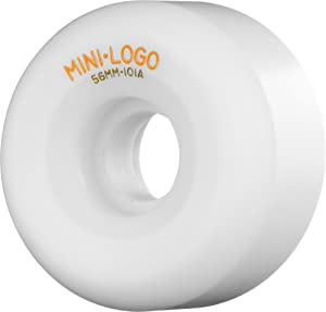 Mini-Logo Skateboards A-cut 101A Skateboard Wheel (56mm)