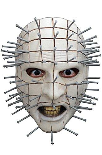 Adult Hellraiser Pinhead Face Mask - ST -