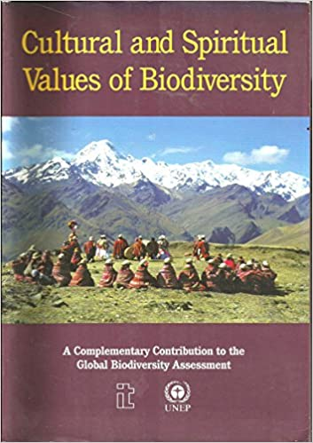 Book Cultural and Spiritual Values of Biodiversity