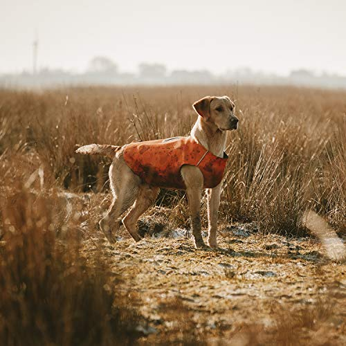 Hurtta Swimmer Vest (Bug Blocker), Hunting/Sportsman Dog Vest, Orange Camo, L by Hurtta (Image #3)