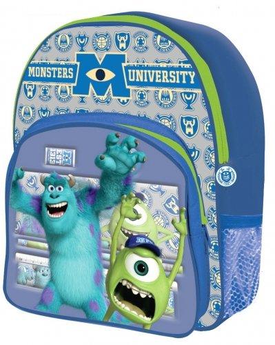 Disney Monsters University Stationery Backpack Set