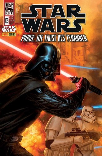 Star Wars #105 - Purge: die Faust des Tyrannen (2013, Panini)
