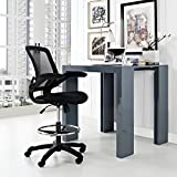 Modway Veer Drafting Stool-Chair