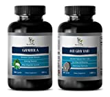 Product review for anti-aging powder - GRAVIOLA – ANTI GRAY HAIR - saw palmetto capsules for hair - (2 Bottles-COMBO)