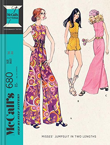 Vintage McCall's Journal - Fashion And 60s 70s