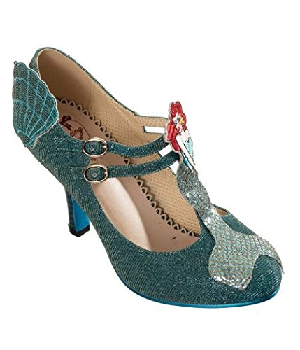 Janes Aqua Pour Banned Femme Mary wPOT8zxqf