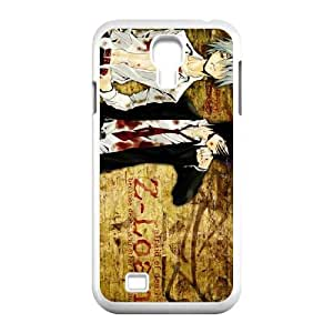 Zombie Loan Samsung Galaxy S4 9500 Cell Phone Case White UI8313727