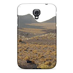 Galaxy S4 Case, Premium Protective Case With Awesome Look - Sheperd