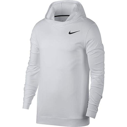 b321044d Amazon.com : Nike Men's Breathe Hyper Dry Long Sleeve Hoodie : Clothing