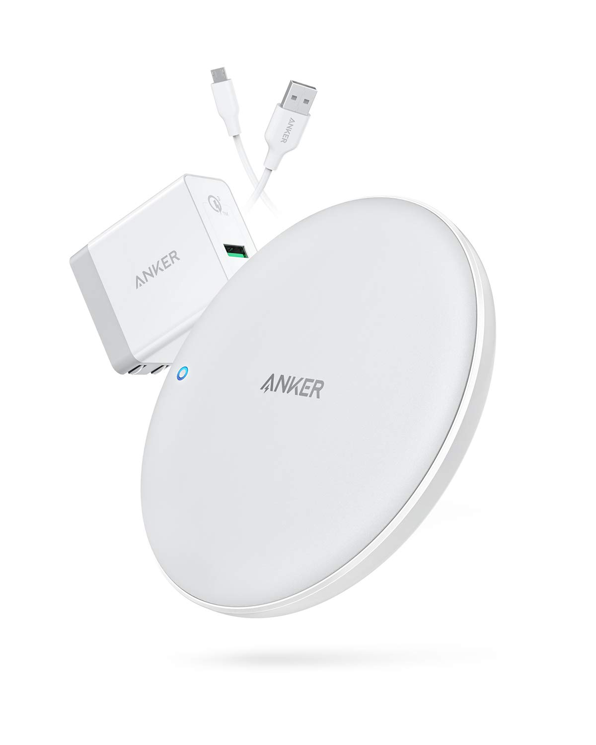 amazon anker powerwave 7 5 fast wireless charging pad with Evo 9 Mr anker powerwave 7 5 fast wireless charging pad with internal cooling fan qi certified 7 5w patible iphone xr xs max xs x 8 8 plus 10w charges galaxy